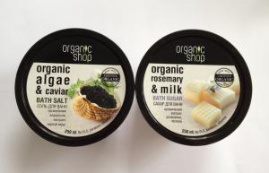 Organic Shop для ванны