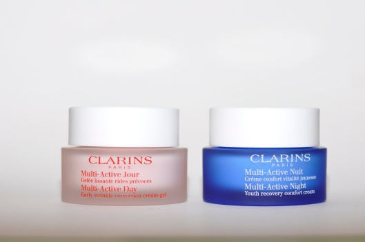 крема clarins multi active