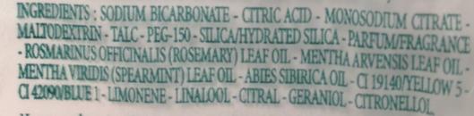 состав loccitane sugar cube