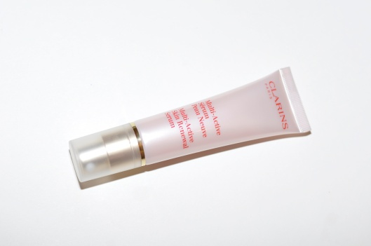 сыворотка clarins multi active