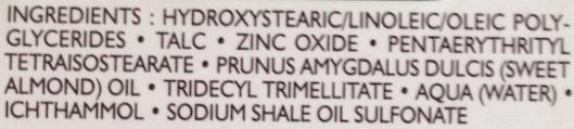 состав паста payot