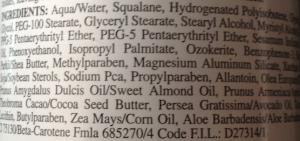 состав creme de corp kiels