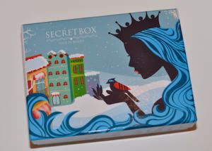 secret box декабрь 1