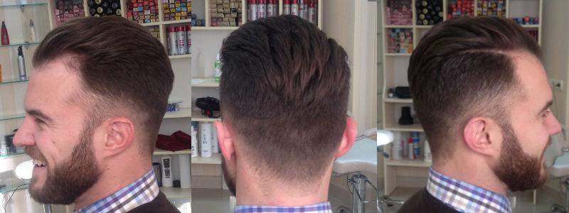 Паста для волос матовая